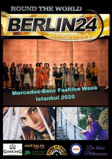 Mercedes-Benz Fashion Week Istanbul 2020