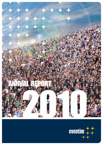 ANNUAL REPORT - Eventim