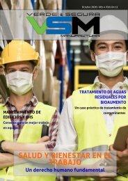 Edición 12. Octubre 2020. Revista Verde & Segura Manufactura.