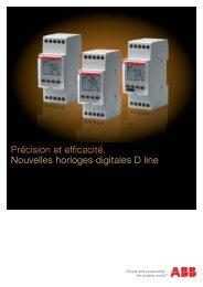 Temporisateurs, interrupteurs crépusculaires - ABB Schweiz AG ...