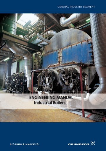ENGINEERING MANUAL Industrial Boilers - INSCO Group