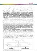 PsychosomatischE REhabilitation - Segeberger Kliniken GmbH - Seite 6
