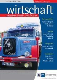 Ihr Wegweiser zu den Unternehmen Schleswig-Holsteins