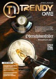 TRENDYone | Das Magazin – Augsburg – November 2020