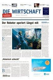 DIE WIRTSCHAFT MS I MS- Land - 27. Oktoberr 2020