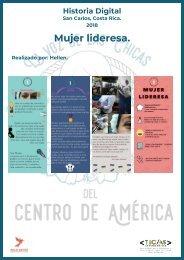 Historia Costa Rica - Mujer lideresa