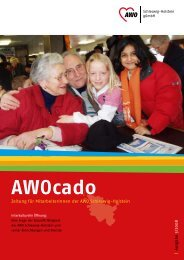 Aktuelles aus der Region Unterelbe - AWO Schleswig-Holstein