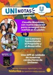 Revista Uninotas Edición 60