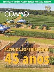Revista Coamo Edição de Outubro de 2020