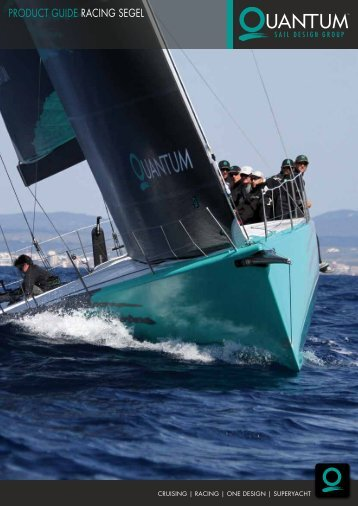 PRODUCT GUIDE RaCInG SEGEL - Quantum Sail Design Group ...
