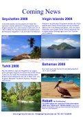 Seychellen 2008 - Segel und Tauchreisen - Seite 2