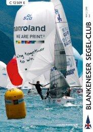 Ausgabe 02/2009 (Juni) - Blankeneser Segel-Club eV