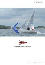 Nr. 1 / Februar 2012 - Hamburger Segel-Club