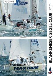 CL UB - Blankeneser Segel-Club eV