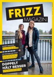 2020/44 | FRIZZ MAGAZIN | November