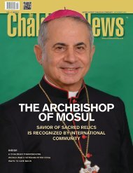 Chaldean News – November 2020