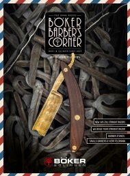 Boker Barbers Corner | Edition 2020 / 2021 | English