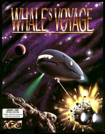 whale's voyage - Bombjack.org