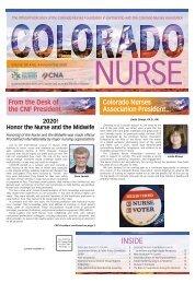 Colorado Nurse - November 2020