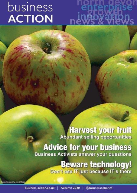 Business Action   Autumn 2020
