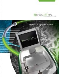The Speed of Light Just Got Faster. - UHS Surgical Services