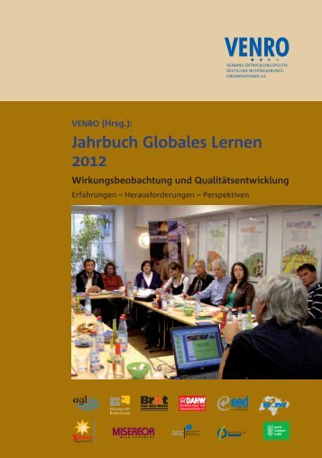 Jahrbuch Globales Lernen 2012 - Venro