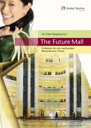 The Future Mall - Geschlossene Fonds