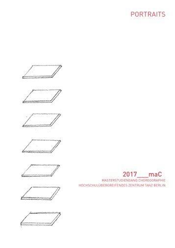 maC Portraits 2017
