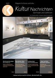 Kulturnachrichten für Darmstadt und Südhessen - 11 - 2020