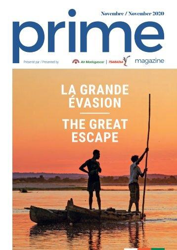 Prime Magazine November 2020