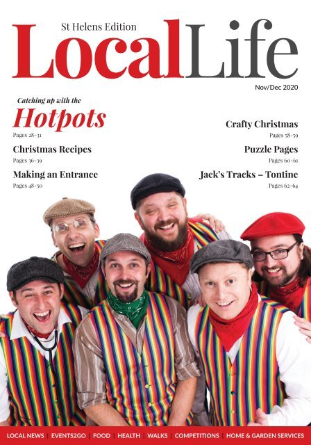 Local Life - St Helens - Nov/Dec 2020