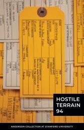 Hostile Terrain 94 (Español)