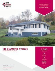 140 Diamond Avenue Marketing Flyer