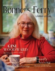 November 2020 Bonners Ferry Living Local