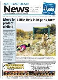 North Canterbury News: October 29, 2020