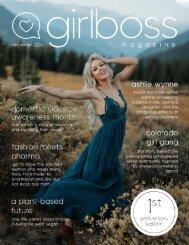 girlboss magazine, volume 5: anniversary edition