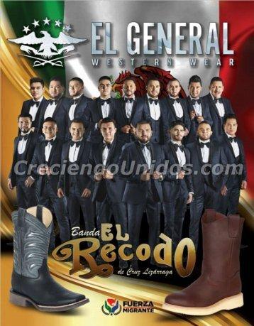 #728 El General Western Wear 2020 Precios de Mayoreo