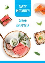 IM084 Surimi recipes catalogue FI_preview