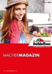 HBK Dethleffsen - Macher-Magazin - Frühjahr 2020