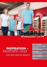 HBK Dethleffsen – Inspiration