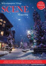 Wolverhampton Village Scene Magazine Winter 2020