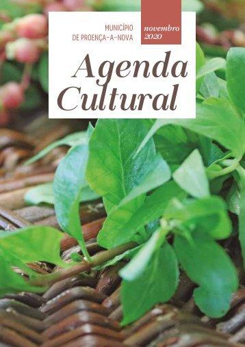 Agenda Cultural de Proença-a-Nova - Novembro 2020