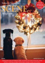 Telford & Surrounds SCENE magazine
