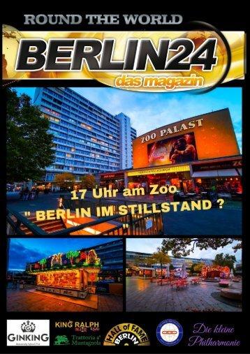 """17 Uhr am Zoo """" BERLIN IM STILLSTAND ? """"  wir haben Berlin noch NIE so leer gesehen"""