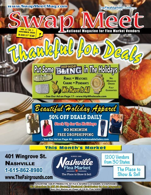 Swap Meet Magazine Nov. 2020 EMAG