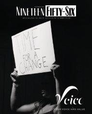Nineteen Fifty-Six Vol. 1 No. 2 Voice