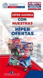 Ofertas Alimentos y Aseo - Alkosto Nariño - 29/10/2020