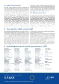 earss newsletter - European Centre for Disease Prevention and ... - Page 4