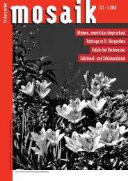 10-01-mosaik [PDF, 1.42 MB] - St. Margrethen