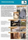 Steinrenovierung - Dieter Seitz Renovierung - Seite 3
